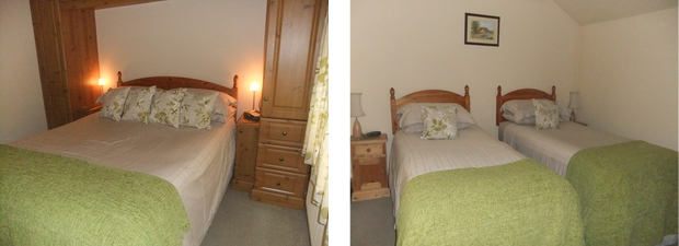 Self Catering Cottage at Earls Hall Farm, Pond House